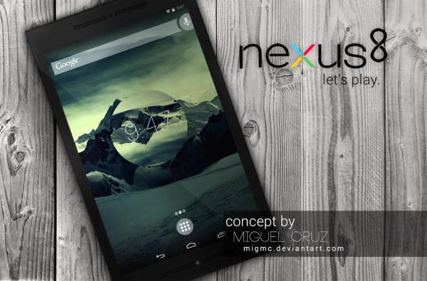 'Nexus 8 met 64-bit processor duikt op in broncode Android'