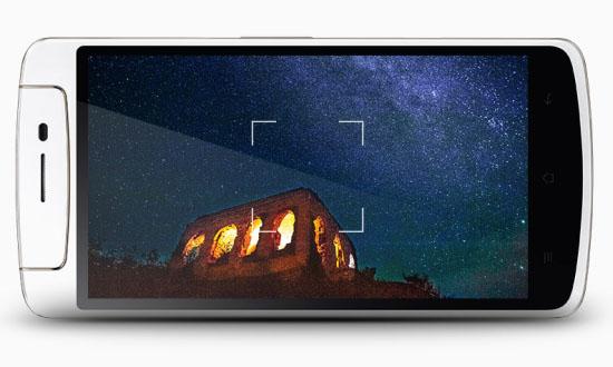 Oppo N1 Mini officieel: compactere selfiesmartphone met 5 inch-scherm