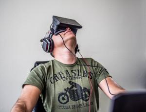 Samsung virtual reality-bril