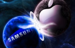 Samsung Apple-patenten