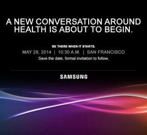 Samsung-gezondheid