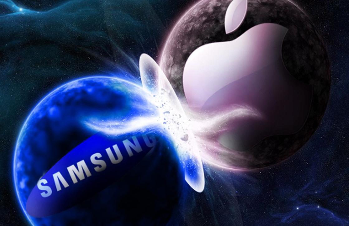 Samsung betaalt 120 miljoen dollar voor schenden Apple-patenten