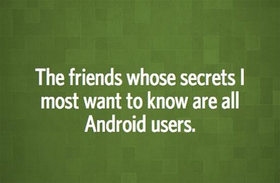 Secret Android-app