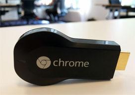 Maak kans op een Chromecast: meld je nu aan voor onze nieuwsupdate!