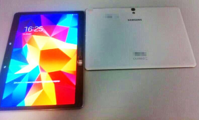 'Benchmark bevestigt specificaties Galaxy Tab S'