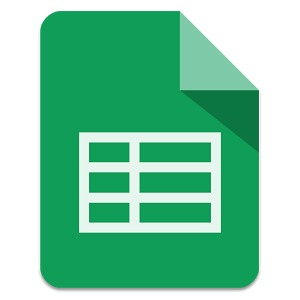 googlespreadsheets