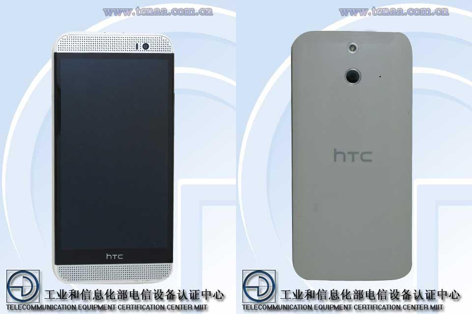 'HTC One M8 Ace: uitgekleed vlaggenschip wordt 3 juni onthuld'