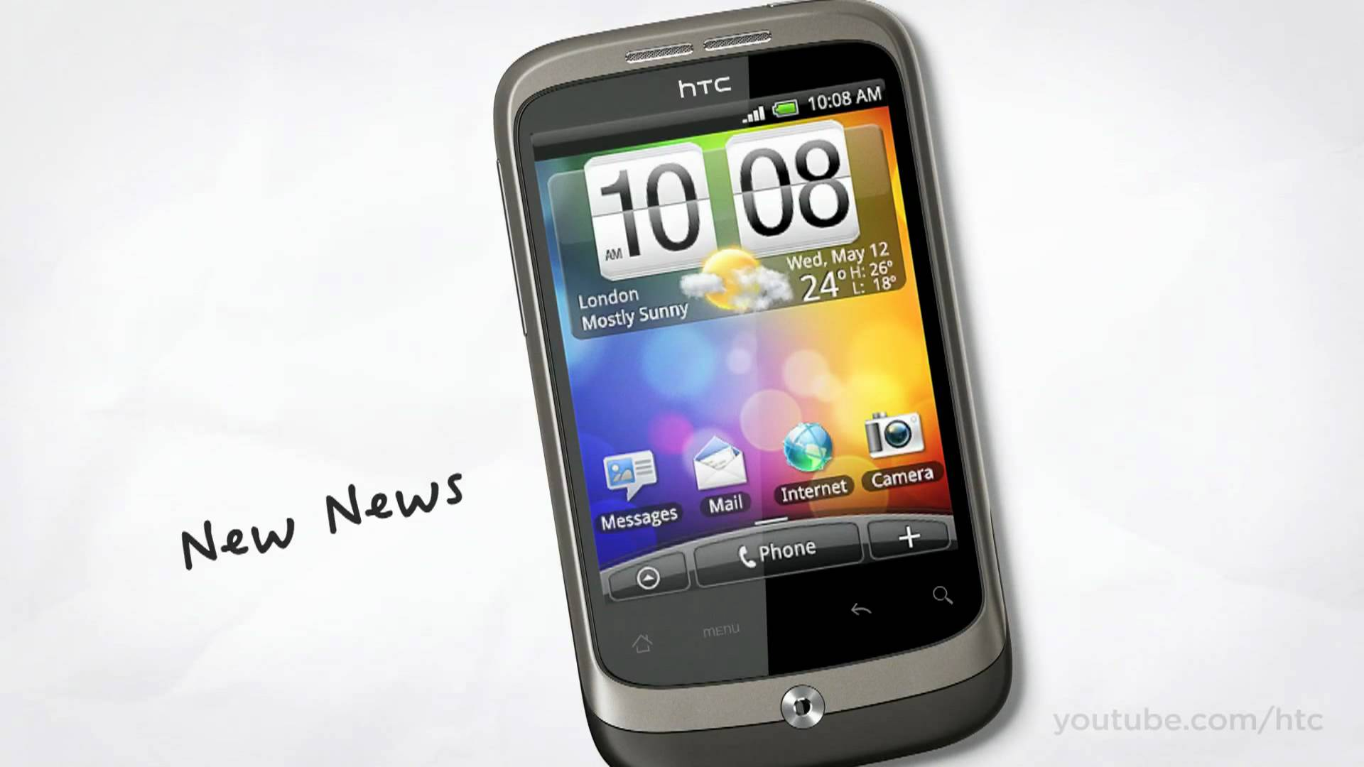 HTC Wildfire Review: compacte budgetsmartphone
