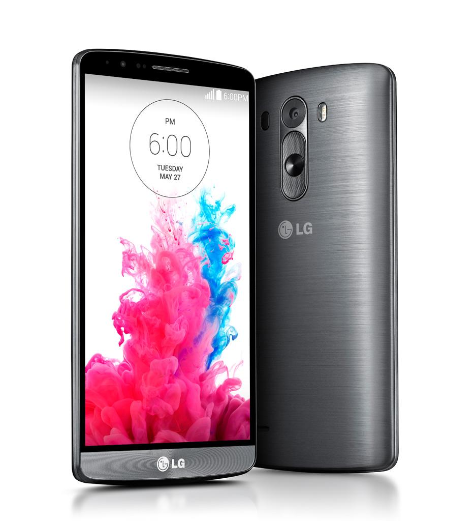 LG G3-update zorgt voor betere accuduur en minder lag