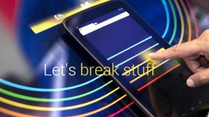 'Google I/O-website laat Nexus 8 zien'