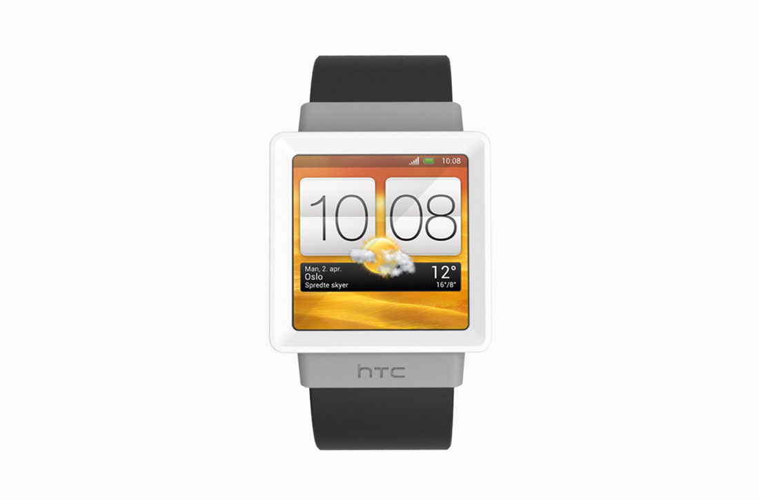 'Smartwatch HTC heet One Wear, krijgt rond uurwerk'