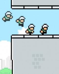 Deze game wordt de officiële opvolger van Flappy Bird