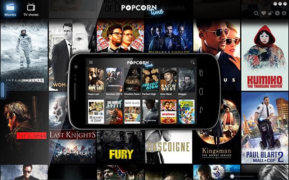 Download de Popcorn Time Android-app hier (én gratis)