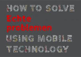Mobiles for Good Challenge: verdien €30.000 met jouw idee!