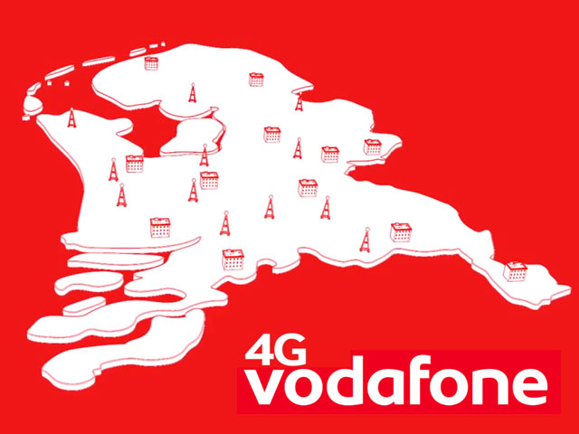 Heb jij Vodafone Prepaid? Dan kun je nu via 4G internetten