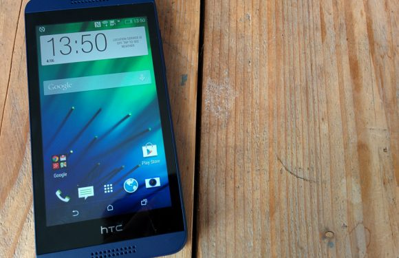 HTC Desire 610 review: betaalbare 4G-smartphone met plastic One-design