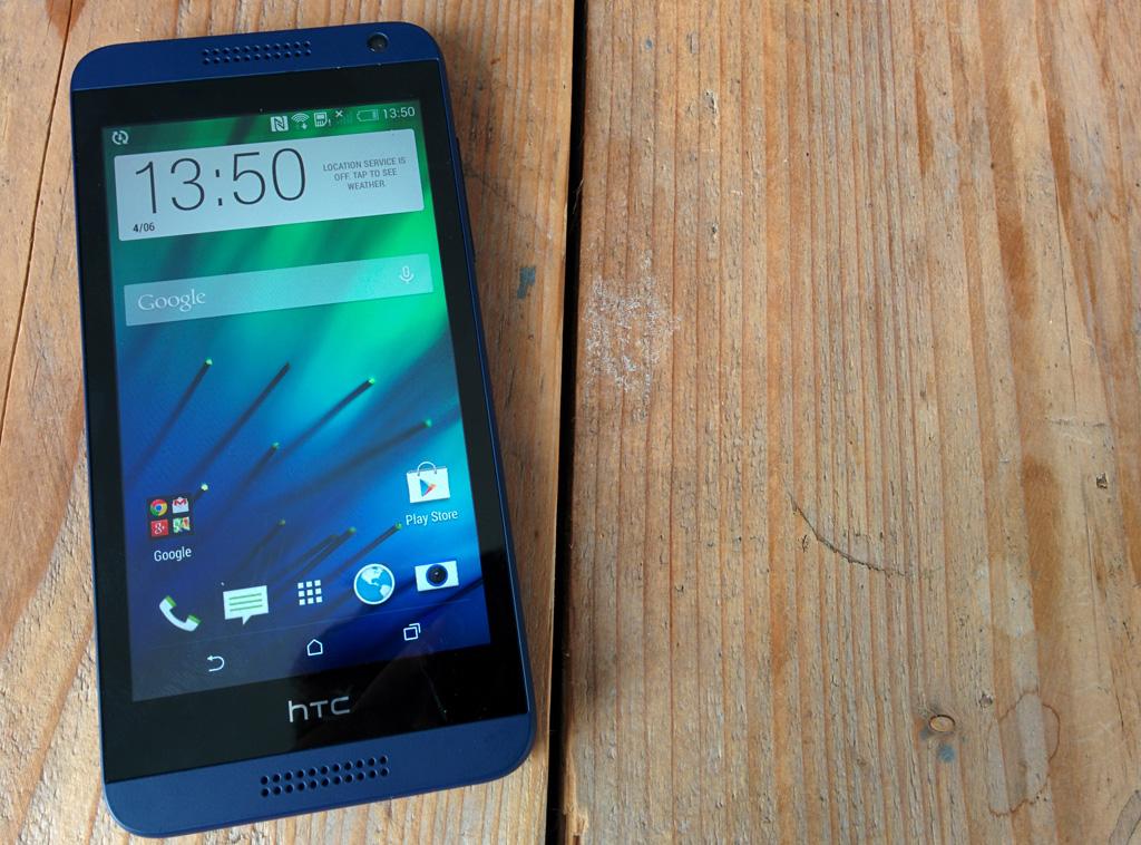 HTC Desire 610 review: betaalbare 4G-smartphone met plastic One-design