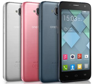 Alcatel One Touch Idol Mini mini-telefoons