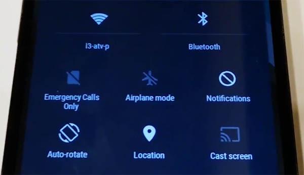 Eindelijk: Android L laat je sneller autorotatie uitschakelen