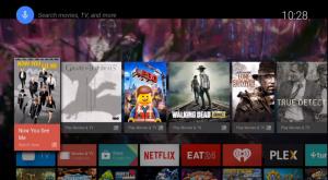 Android TV: het nieuwe Android-platform voor in de woonkamer geïntroduceerd