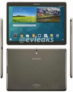'Galaxy Tab S vanaf 27 juni verkrijgbaar, bekijk hem in actie' – update