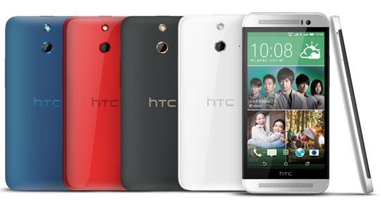 HTC One E8 gepresenteerd