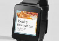 LG G Watch vanaf 8 juli verkrijgbaar in Nederland en België – update