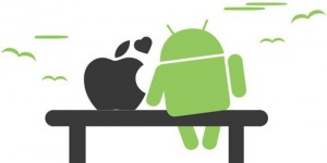 android ios 8