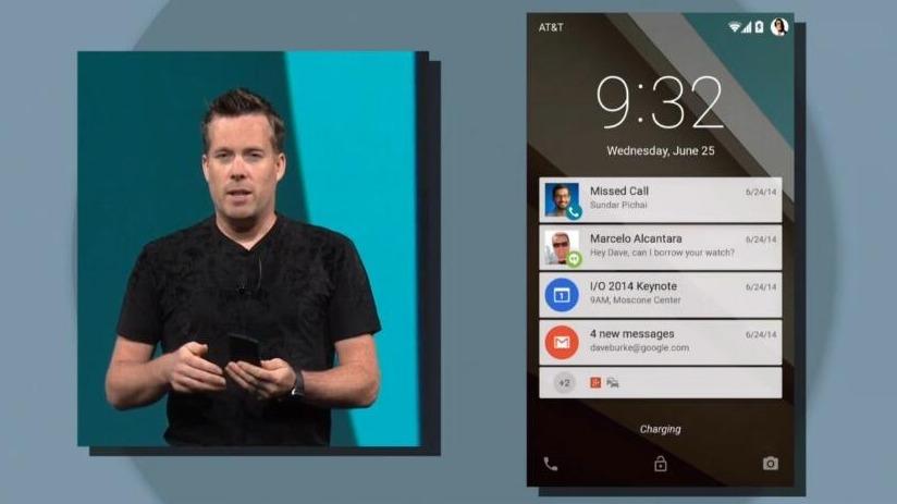 android l telefoon app