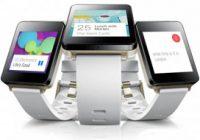 Dit zijn de eerste 3 smartwatches met Android Wear