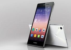 Huawei Ascend P7 opvolger krijgt een saffieren scherm