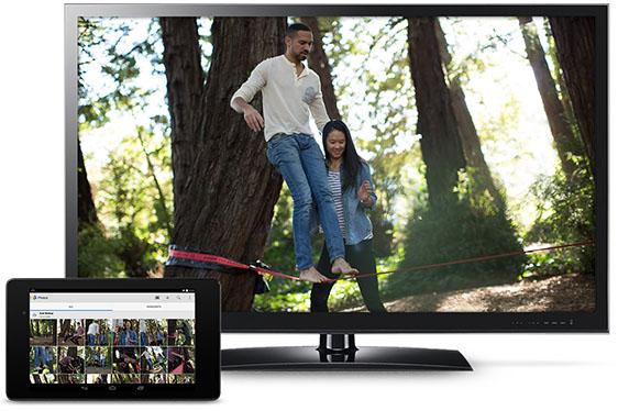 Chromecast update: stream je Android-scherm en foto's naar je tv