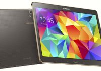 Samsung Galaxy Tab S vanaf morgen verkrijgbaar