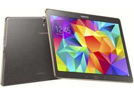 Samsung Galaxy Tab S hands-on: lichte tablets met topscherm