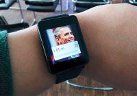 LG G Watch preview: aan de slag met de eerste Android Wear-smartwatch van LG