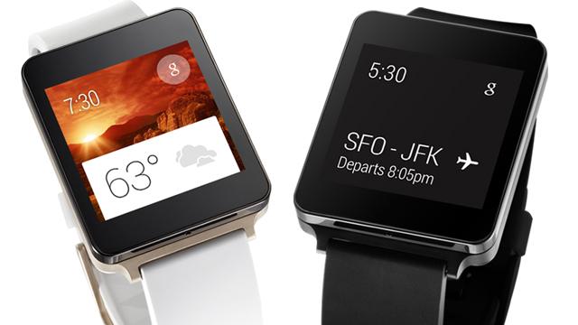 'LG G Watch 2 wordt voorzien van oled-scherm'