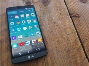 LG G3 aanbiedingen