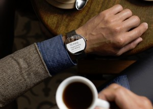 Android Wear reclames