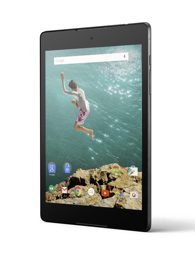 Nexus 9 nu ook te bestellen in Google Play