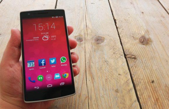 OnePlus One review: goedkope high-end smartphone is een kleine revolutie