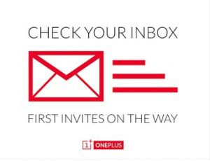 OnePlus One invites