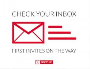 OnePlus begint met weggeven invites voor OnePlus One