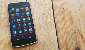 OnePlus One Android 4.4.4