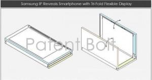 'Samsung komt in 2015 met opvouwbare tablet'