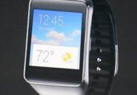 Samsung Gear Live smartwatch met Android Wear aangekondigd