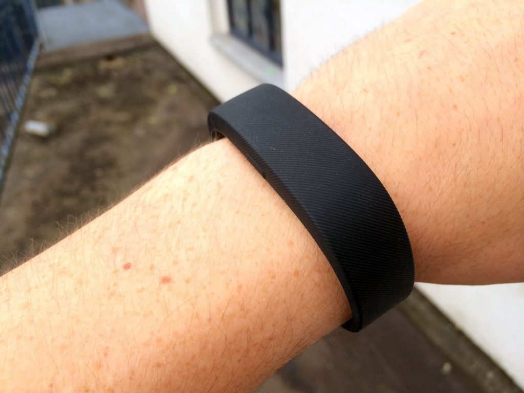 sony smartband review