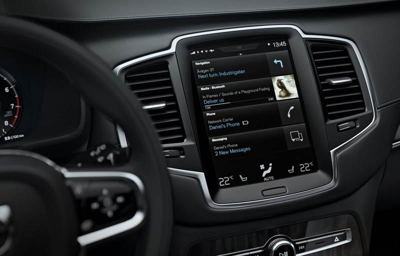 Volvo onthult eerste model met Android Auto in oktober