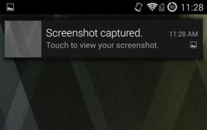 Screenshots: 'Android krijgt nieuwe zwevende notificaties'