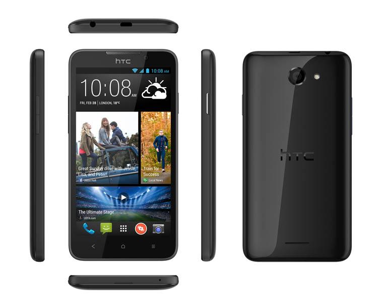 HTC Desire 530 aangekondigd
