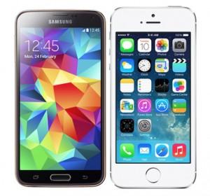 Samsung maakt Apple belachelijk in reclame om 'wachten op groter scherm'